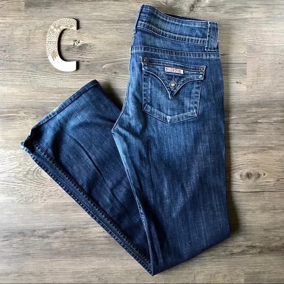 Hudson Jeans Denim - Hudson Jeans Bootcut Flap Pocket Jeans Sz 30